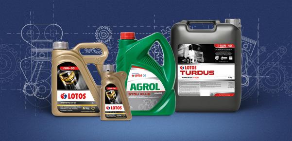Lotos Лотос автомобильные масла и спецжидкости из Польши оптовая продажа