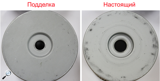 mann filter poddelka klapan манн фильтр поддельный клапан