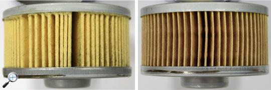 mann filter poddelka манн фильтр контрафакт складки
